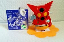 Getter 1 GETTER ROBO wind-up BANDAI w/ original tag ~ Ray Rohr Cosmic Artifacts