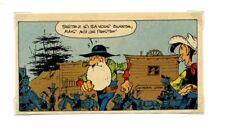 """Vignette BD """"Lucky Luke"""" N°2 de Morris et goscinny des années 60 (AS205)"""