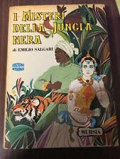 I misteri della jungla nera . Salgari . 1971