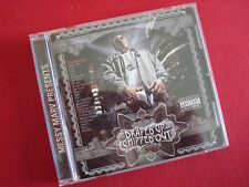 Messy Marv: Draped Up And Chipped Out (NEW-Opened SUPER RARE OOP CD) E-40, C-BO