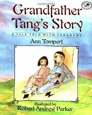 Grandfather Tangs Story (Dragonfly Books) by Ann Tompert