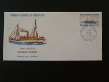 ship boat paquebot FDC New Caledonia 79787