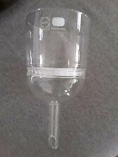 Labor Filternutsche DURAN 3 Borosilikat Glas 1000ml Trichter-Filter Schott 26D