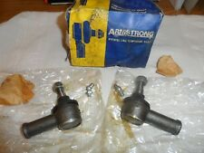 New Austin A40 A50 A55 A95 A105 J4 NEUF paire GREASEABLE Track Rod Ends 1955-74