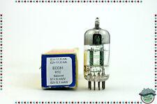 ECC81 /12AT7 RTC balanced Vacuum Tube, Valve, Röhren, tested, NOS, NIB