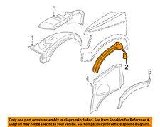 GM OEM Fender-Extension Bracket Left 15707339