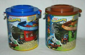 Thomas & Friends 2 x Adventures Spiral Tower Tracks Sets inc Thomas & Percy BNIB