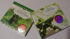 Set 2 Celtic Christmas CDS FREE Shipping 50 Celtic Favorites IRISH Flute Harp +