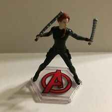 "Official Marvel Avengers Black Widow About 3"" Plastic Figurine"