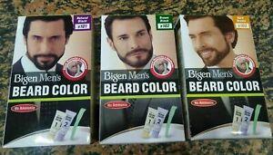 Bigen Men's Beard Color   No Ammonia   B101 B102 B103   40 Gram