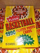 1990-91 Fleer NBA Wax Pack 26 MJ