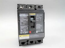 Square D HGL36000S15 Thermal Magnetic Circuit Breaker 150 A, 3 Pole, 250 VDC