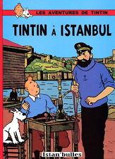 RARE HOMMAGE À HERGÉ + SHAHAB AYHAN : TINTIN À ISTANBUL ( AVENTURES TURQUES )
