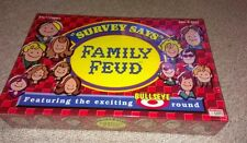 Family Feud Factory Sealed Board Game1998 Endless Games. Grundy international