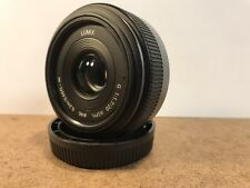 Panasonic Lumix G 20mm f/1.7 Aspherical AF G Lens