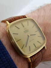 OMEGA Men's   yellow Gold-Plated DeVille Top condition