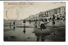 CPA-Carte Postale-Belgique-Blankenberge-Vue générale de la Plage en 1910 VM8927