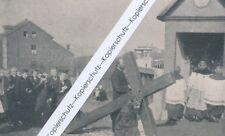 Menden im Sauerland : Karfreitagsprozession -  um 1920   P 26-1
