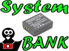 Batteria POTENZIATA CGA-S007E per PANASONIC LUMIX TZ3 TZ4 TZ5 CGA-S007E