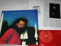 ROKY ERICKSON live at the ritz 13th Floor Elevators 1987 LP RED Vinyl France