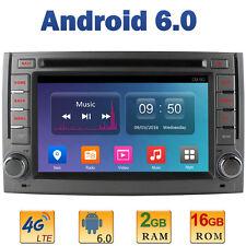 4G HD Android 6.0 Car DVD Player GPS Radio 2GB RAM For Hyundai H1 Grand Starex
