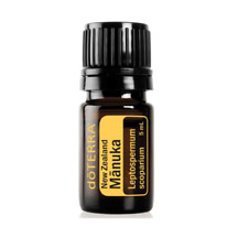 New doTERRA Manuka 5ml Certified Therapeutic Essential Oil Cleanse Aromatherapy