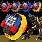 Enfants Garçons Enfants Numérique PU Montre Transformers Cartoon Montre-bracelet