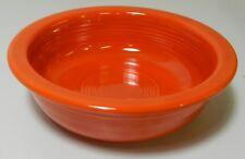 "**  Vintage 1936 Fiesta Red Fiestaware Orange 5 1/2"" Fruit Desert Bowl **"