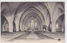 CPA 28400 NOGENT LE ROTROU Intérieur Eglise Saint Hilaire Edit RENOULT