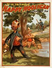 "1902 Happy Hooligan 14 x 11"" Photo Print"