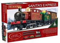 RARE HORNBY R1185 Santa's Express Christmas Train Set - New in Box