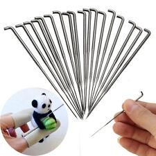 18PCS Needle Felting Kits Handle Holder Wool Felt Set Sewing Craft Tools Mat DIY