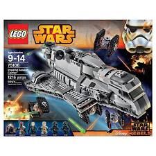 Lego 75106 Star Wars Imperial Assault Carrier SEALED RETIRED Sabine Wren Helmet