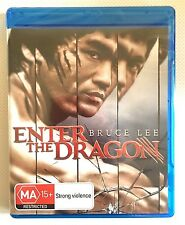 NEW Enter the Dragon Bluray Action Bruce Lee Martial Arts Clouse Blu-ray Movie