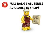 Lego minifigures roman emperor series 9 (71000) unopened new factory sealed