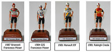 Any 1980's Cycling Team Rider Hand painted figurine Zoetemelk Fignon Lemond