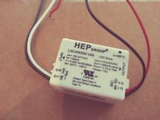 LED Driver LSC4W500 UNI HEP Group Compact Class 2 Dry & Damp Rated
