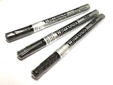 Sakura Pen Touch Paint Marker, Metallic Silver Fine 1.0mm 3 each 41302 New!