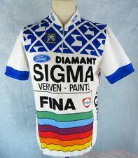 SANTINI Maillot vélo Homme Taille XXXL - DIAMANT / FINA / SIGMA