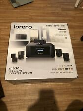 Loreno Ml-30 Home Theater System (Msrp $2,477.00) Wireless New In Box