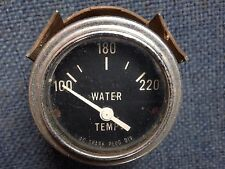 Antique Dash Gauge Temp Water1946 1948 1950 1954 1932 1940 ? Dodge Ford Plymouth