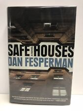 SIGNED!! Safe Houses by Dan Fesperman (1st Ed, Hardover)