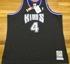 MITCHELL & NESS NBA SACRAMENTO KINGS CHRIS WEBBER 1998-99 AUTHENTIC JERSEY 64
