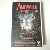 AMITYVILLE A NEW GENERATION 1993 VHS video cassette ex-rental BIG BOX HORROR