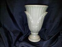 Haeger - Art Deco Style - Green Pottery Vase - 1997 - Style 708-20
