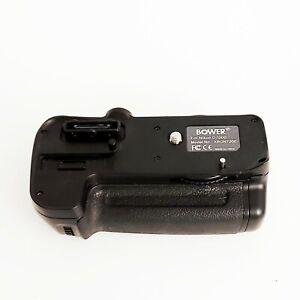 Bower XBGN7000 Battery Hand Grip- EN-EL15A Rechargeable for Nikon D7000