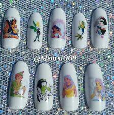 Marijuana Pot Nail Art Disney gone bad! Weed nail art Pot nail decals