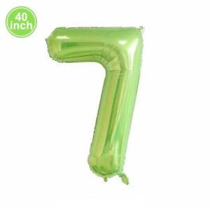 Large Green Giant Dinosaur Foil Balloon Children Birthday Party Decoration Gift