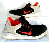 Nike  Mens Size 11.5 Running Shoes 942836 005 Black Crimson Vast Grey