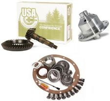 JEEP WRANGLER TJ DANA 30 YUKON GRIZZLY LOCKER 3.73 RING AND PINION USA GEAR PKG